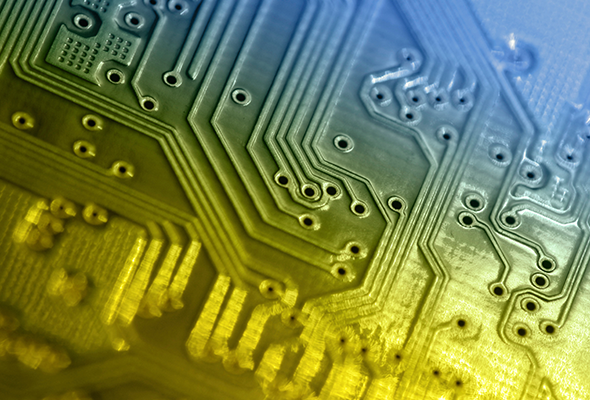 printed circuit boards ready for drones