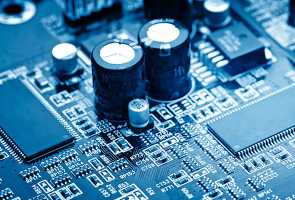blog-printed circuit board small capacitors