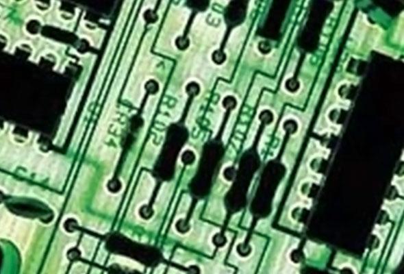 printed circuit board surge protector