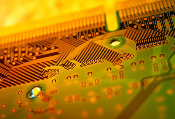 printed circuit board for athletics