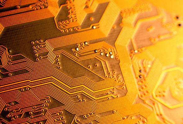 printed circuit board PCB robots