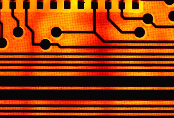 printed circuit board spinal chord injuries