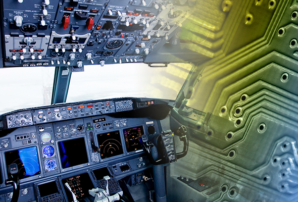 commercial aviation Printed Circuit Boards | Advanced Circuits